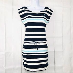 Beach by Exist Casual Nautical Themed Dress